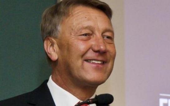 Barry Dodd CBE
